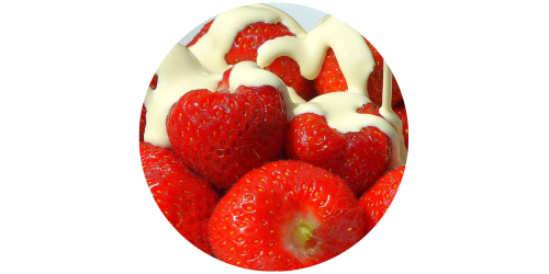 Strawberries and Cream (CAP)