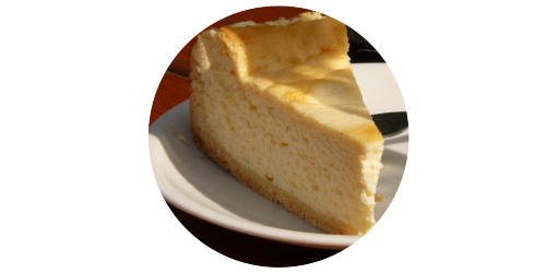 Cheesecake (Graham Crust) (TPA)