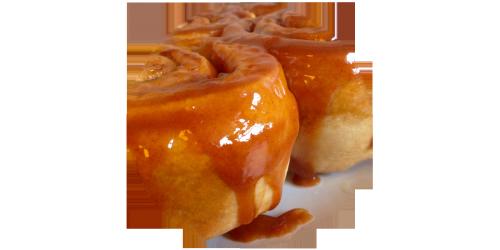 Caramel Cinnamon Roll (FW)