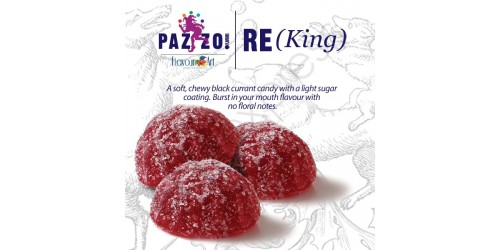 Pazzo - King (Black Currant Candy) (FA)