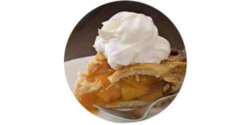 Peach Pie & Cream (WF)