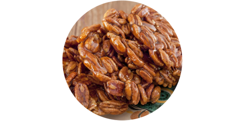 Roasted Pecans & Cream (WF)