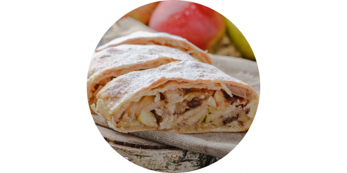 Apple Cinnamon Strudel (WFSC)