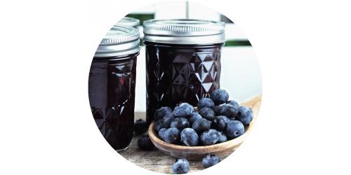 Blueberry Jam (WFSC)