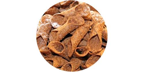 Cannoli Shell (WFSC)