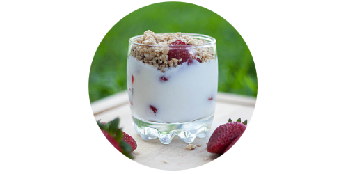 Yogurt Parfait Extract (RF)