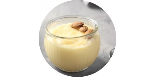 Almond Custard (WFSC)