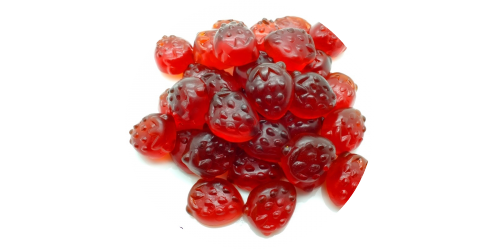 Strawberry Gummy Candy (WFSC)