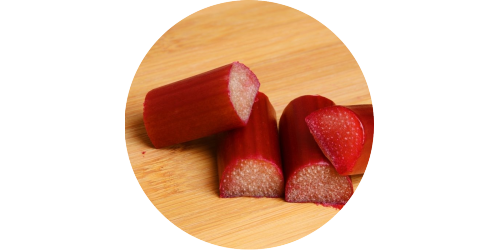 Sweet and Sour Rhubarb (WFSC)